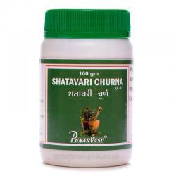 Шатавари чурна (порошок) 100 грамм - для женского здоровья