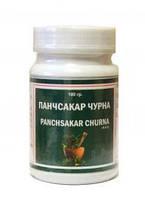 Панчсакар чурна 100 г, устраняет изжогу, улучшает перистальтику кишечника, предотвращая запоры...