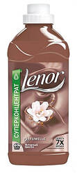 Концентрированный кондиционер для белья LENOR Янтарный цветок 1.8 л