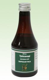 Трифалади таила, грита, гхрита, масло - синуситы, простуда, для восстановления здоровья кожи 200 мл