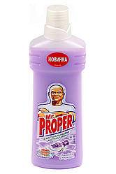 MR PROPER жидкое моющее средство для пола и стен Лавандовое спокойствие 750 мл