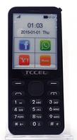 Мобильный телефон TCCEL 215, интернет, крупный шрифт, 2 сим карты