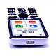 Мобильный телефон TCCEL 215, интернет, крупный шрифт, 2 сим карты, фото 3