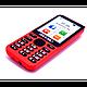 Мобильный телефон TCCEL 215, интернет, крупный шрифт, 2 сим карты, фото 4