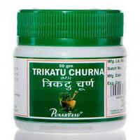 Трикату чурна, 50 гр, улучшение пищеварения, устранение токсинов