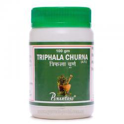 Трифала (Трипхала) чурна, очищение и омоложение, 100 грамм