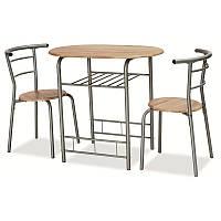 Комплект Signal Gabo 1 стол + 2 стула