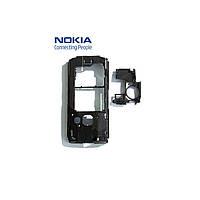 Средняя часть корпуса для Nokia N72, пустая, оригинал