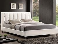 Кровать Signal Nadi в белом цвете