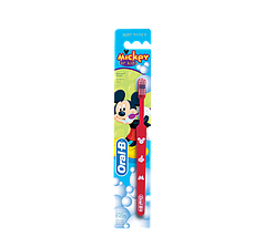 Зубная щетка Oral-B Mickey for kids мягкая