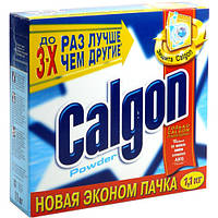 CALGON 2 in 1  Средство для смягчения воды в стиральных машинах 1.1 кг