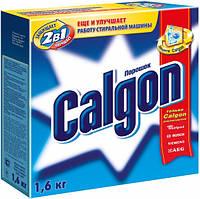 CALGON 2 in 1 Средство для смягчения воды в стиральных машинах 1.6 кг
