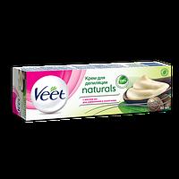 """VEET Крем для депиляции с маслом ши серии """"Naturals"""" (для нормальной та сухой кожи) 90 мл"""