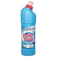 Средство для чистки унитаза Power Wash Reinigungs und Bleich Blue 750ml