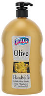 Жидкое мыло с экстрактом оливкового масла Gallus Olive Handseife 1L