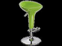 Зеленый стул для бара на металлической ножке Signal А-148