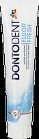 Зубная паста экстра-свежее дыхание DONTODENT Zahnpasta Fluor Fresh 125ml