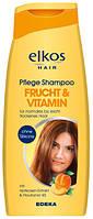 Шампунь с витаминами и фруктами Elkos Pflege Shampoo Frucht&Vitamin 500ml