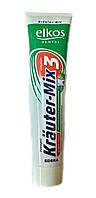 Зубная паста с натуральными травяными экстрактами Elkos Dental Krauter-Mix 3 125ml