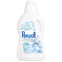 Жидкое средство для деликатной стирки Perwoll Восстановление + белый  1 л