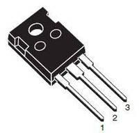 IGBT транзистор IRG4PC30UDPBF INFIN TO-247AC