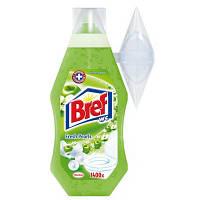 Bref гель – освежитель для туалета Зеленое яблоко с корзинкой  360 мл