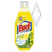 Bref гель – освежитель для туалета Дикий лимон с корзинкой 360 мл
