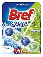 Bref туалетный блок Сила aktiv Хвойная свежесть 50 г