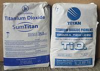 Пигмент для бетона Диоксид Титана (Сумыхимпром)