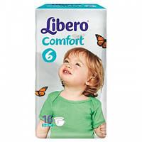 Подгузники детские Libero Comfort 6 (12-22 кг) 16 шт.