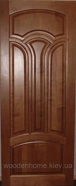 Двери межкомнатные из натурального дерева (ольха) - Woodenhome   Двери Мебель Лестница ! в Киеве