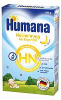 Сухая молочная смесь HUMANA НN с пребиотиками галактоолигосахаридами при нарушениях пищеварения 300 г