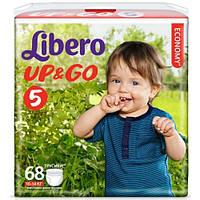 Подгузники детские Libero Up&Go 5 (10-14 кг) 68 шт.