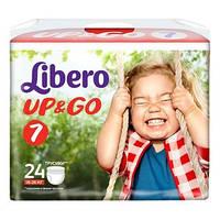 Подгузники детские Libero Up&Go 7 (16-26 кг) 24 шт.