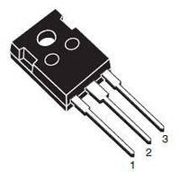 MOSFET транзистор 2SK1365 TOS TO-247