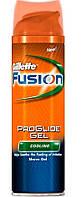 Гель для бритья Gillette FUSION ProGlide охлаждающий 200 мл