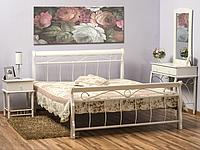 Кровать Signal Venecja белый 160x200