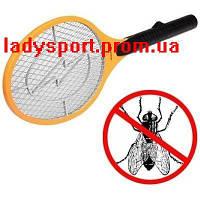 Аккумуляторная мухобойка – электрический уничтожитель летающих насекомых