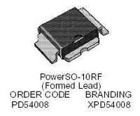 RF транзистор PD55003-E ST POWERSO-10RF