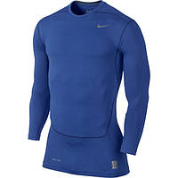Термобелье Nike CORE COMPRESSION LS TOP 449794-494  (Оригинал)