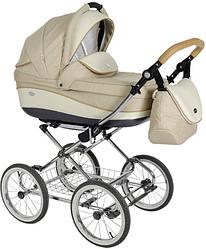 Детская коляска универсальная 2 в 1 Roan Emma E-36, 12 дюймов (Роан Эмма, Польша)