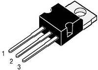 Транзистор биполярный стандартный BU406TU FAIR TO-220