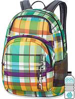 Городской мужской повседневный рюкзак Dakine Central 26L Belmont 610934843187 зеленый