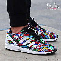 Кроссовки Adidas Originals ZX Flux B24904 (оригинал)