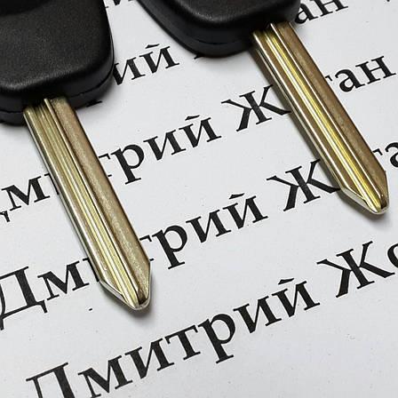 Корпус авто ключа под чип для Peugeot (Пежо) лезвие SX9, фото 2