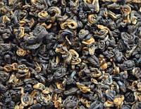 Чай черный элитный Золотой улитка, 0,25кг.