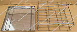 Коптильня з гідрозатворів 2-х ярусне (нержавійка), фото 6