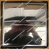 Коптильня с гидрозатвором 2-х ярусная (нержавейка), фото 3