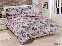 Комплект постельного евро Dophia 9318-3
