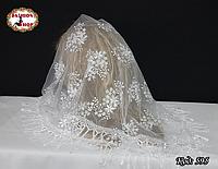 Свадебный платок Вивьен.1